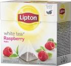 Lipton herbata biała malinowa