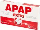 APAP Extra lek przeciwbólowy