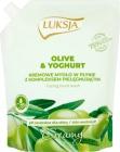 Luksja creamy mydło zapas oliwka