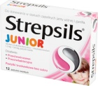 Strepsils Junior pastylki