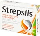 Strepsils pastylki na ból