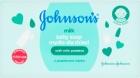Johnson's baby mydło z proteinami