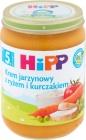 Hipp krem ryżowo-jarzynowy