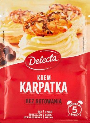 Delecta Krem karpatka 5 minut
