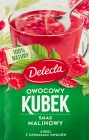 Delecta Owocowy kubek Kisiel smak