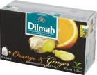 Dilmah Orange & Ginger herbata
