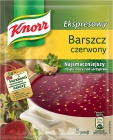 Knorr Barszcz czerwony Ekspresowy