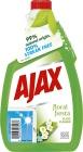 Ajax płyn do mycia szyb Floral