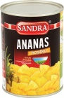 Sandra Ananas kostka w lekkim