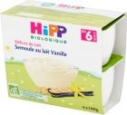 HiPP BIO Kaszka mleczna waniliowa