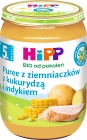 HiPP puree jarzynowe z indykiem