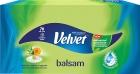 Velvet Balsam chusteczki