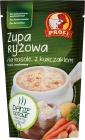 Profi zupa ryżowa na rosole