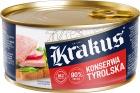 Krakus konserwa tyrolska 88%