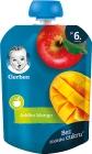 Gerber Deser w tubce jabłko mango