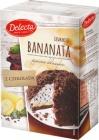 Delecta Ciasto w proszku Bananata