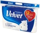 Velvet Delikatnie Biały Papier
