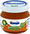 Humana 100% Organic  marchewka