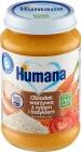 Humana 100% Organic obiadek