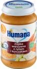 Humana 100% Organic zupka warzywna