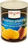 Helcom Ananas plastry  w lekkim
