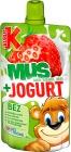 Kubuś Mus + Jogurt