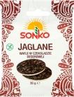 Sonko wafle jaglane  w czekoladzie