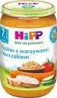 Hipp Kuskus z warzywami