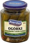 Provitus Ogórki konserwowe cukero