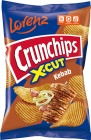 Crunchips X-Cut Chipsy  o smaku