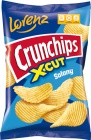 Crunchips X-Cut Solony Chipsy