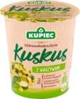 Kupiec Kuskus z warzywami  danie