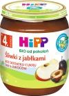 Hipp Śliwki z jabłkami BIO