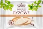Polskie Młyny Wafle ryżowe extra
