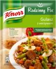 Knorr Rodzinny Fix Gulasz