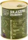 M.E.A.L. Gulaszowa żołnierska