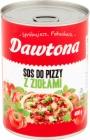 Dawtona Sos do pizzy z ziołami