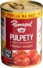Pamapol Pulpety w sosie pomidorowym