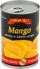 MK Mango plastry w lekkim syropie