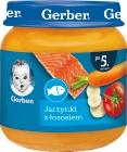 Gerber Jarzynki z łososiem
