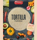 Sandra Tortilla pszenna 5 X 25 cm