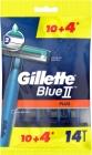 Gillette Blue II Plus Maszynki