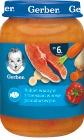 Gerber Bukiet warzyw z łososiem
