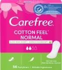 Carefree Cotton Aloe Wkładki