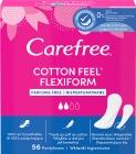 Carefree Cotton Flexiform Wkładki