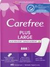 Carefree Plus Large Aloe Wkładki