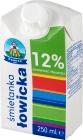 Łowicka śmietanka 12% tłuszczu