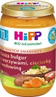 HiPP Kasza bulgur z warzywami,