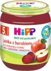 HiPP Jabłka z burakiem BIO