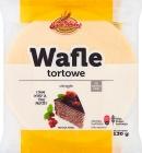 Eurowafel Wafle tortowe okrągłe